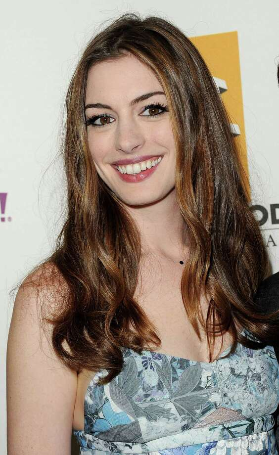 23. Anne Hathaway Photo: Jason Merritt, Getty Images For Hollywood Film / 2011 Getty Images