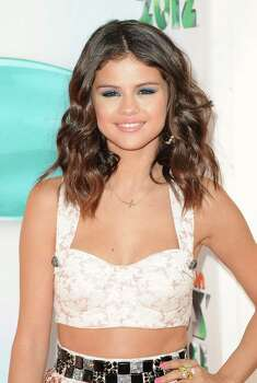 24. Selena Gomez Photo: Jason Merritt, Getty Images / 2012 Getty Images