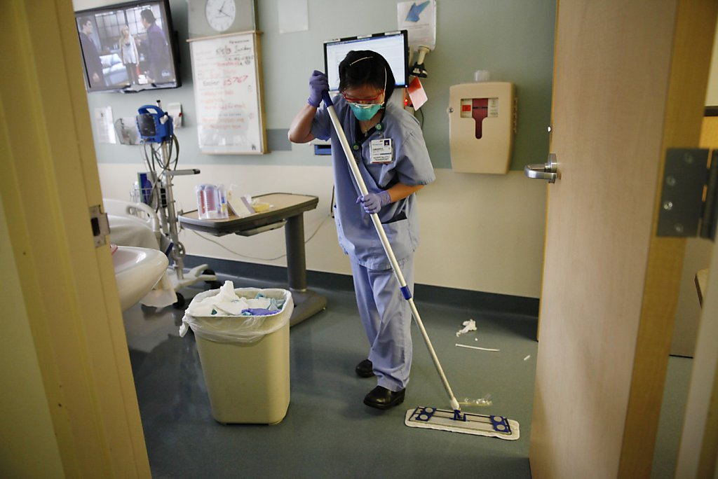 A Range Of Hospital Cleaning Supplies Available Online