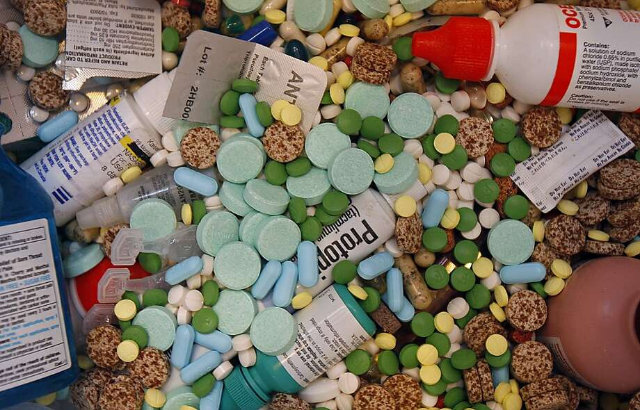 Most drugs are effective long after their expiration date, a 2012 study found. Photo: Kurt Rogers, SFC