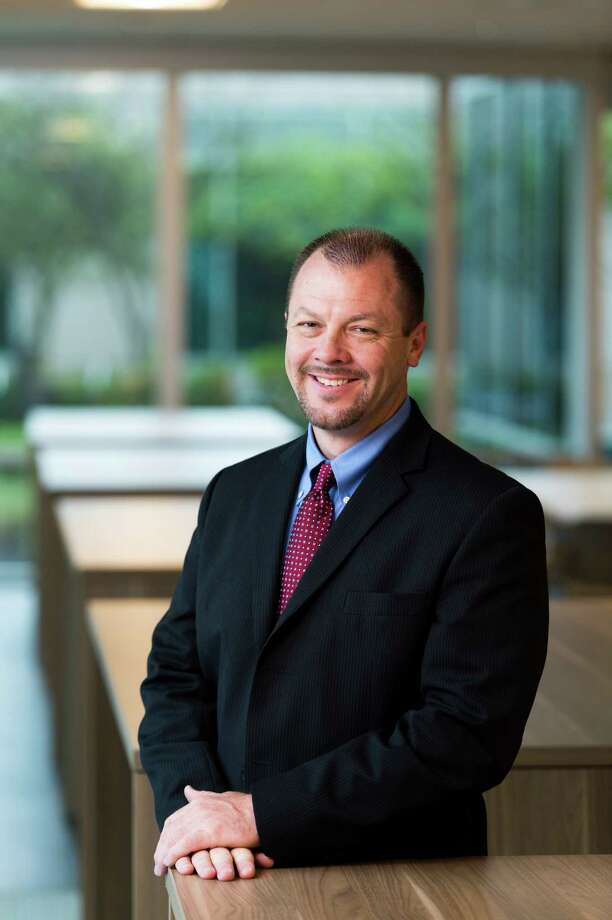 David Williams, manager of talent acquisition for FMC Technologies in Houston Photo: FMC Photo