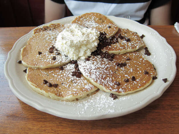 Original Pancake House, 8037 15th Ave. N.W., Ballard: This national, old-school chain has all kinds of pancakes but specializes in the ''Dutch Baby,'' a puffy, sweet, eggy thing said to have been invented in Seattle.
