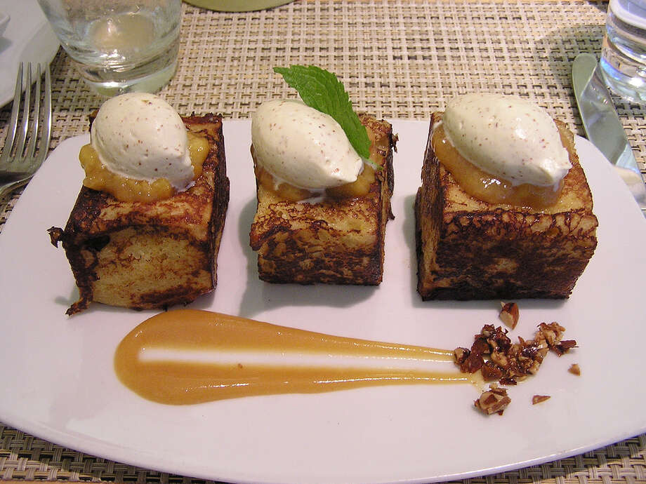 Tilth, 1411 N. 45th St., Wallingford: Does organic French toast taste better than non-organic? Only if it comes with pears, walnut praline and spiced chantilly. Don't miss the housemade waffles, made with candied Meyer lemons.