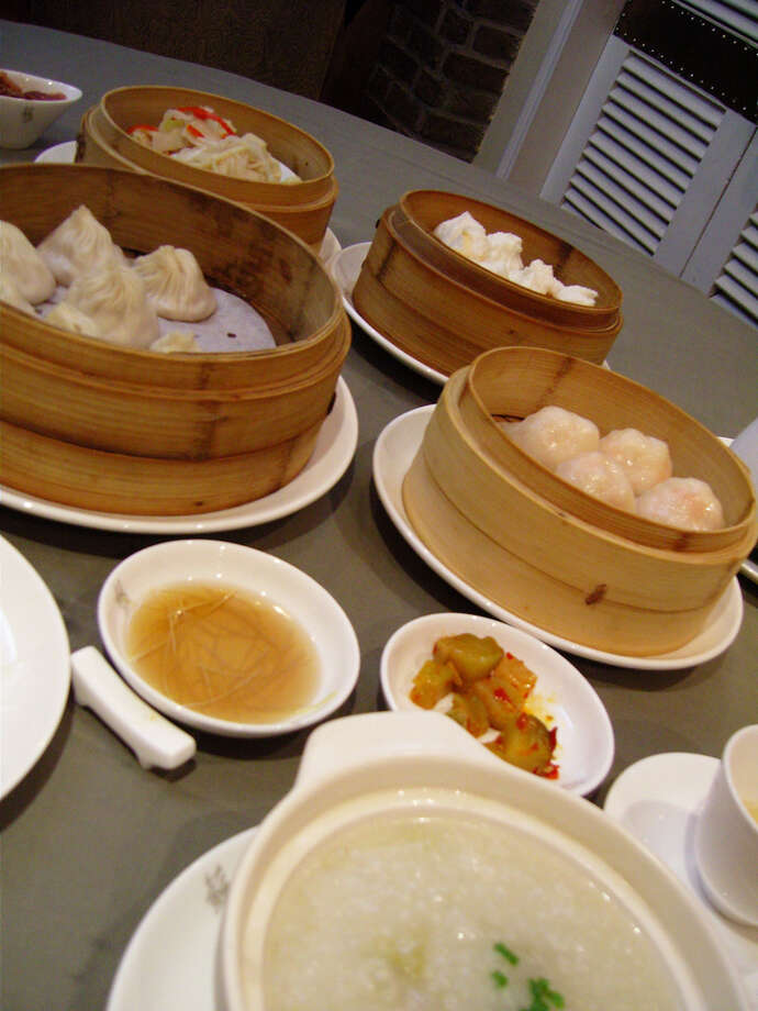 Jade Garden, 424 Seventh Ave. S., International District: Sometimes, you don't want eggs. You want a little bit of everything on shareable plates, in a loud, efficient restaurant. That would be dim sum here, the place to be on weekend mornings.