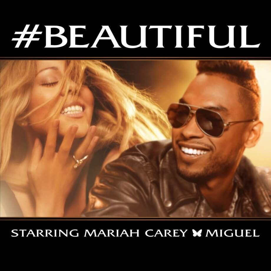 Mariah Carey's latest duet partner is R&B phenom Miguel.