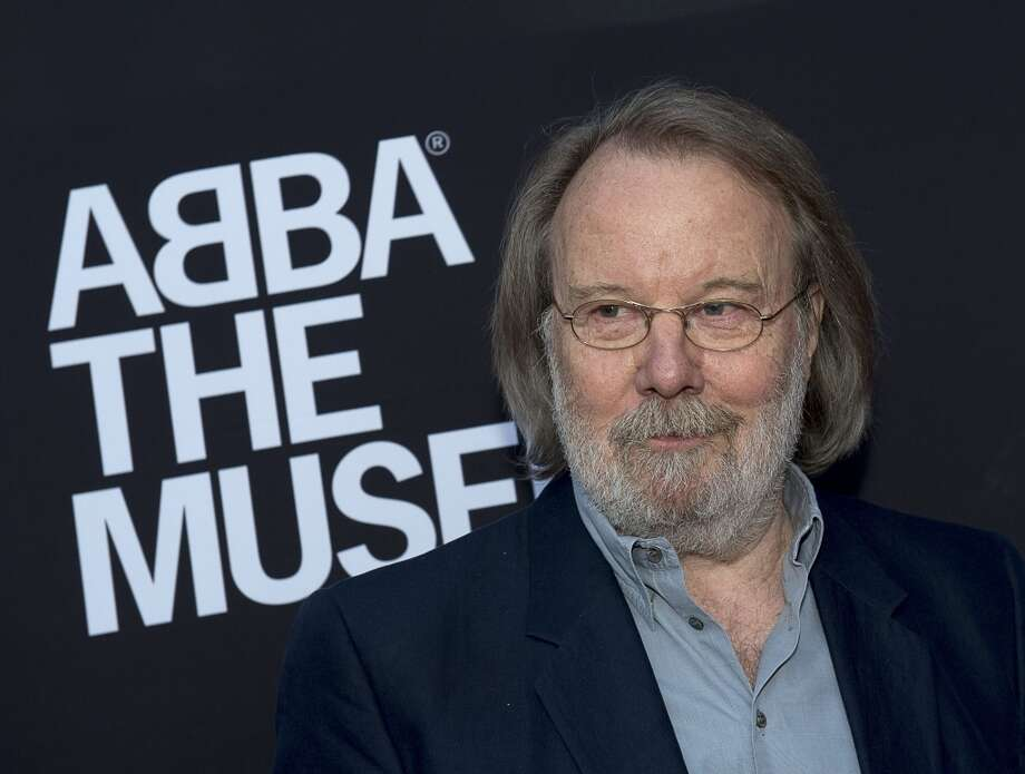 Benny Andersson, former member of ABBA, arrives for the inauguration of  ABBA The Museum in Stockholm.