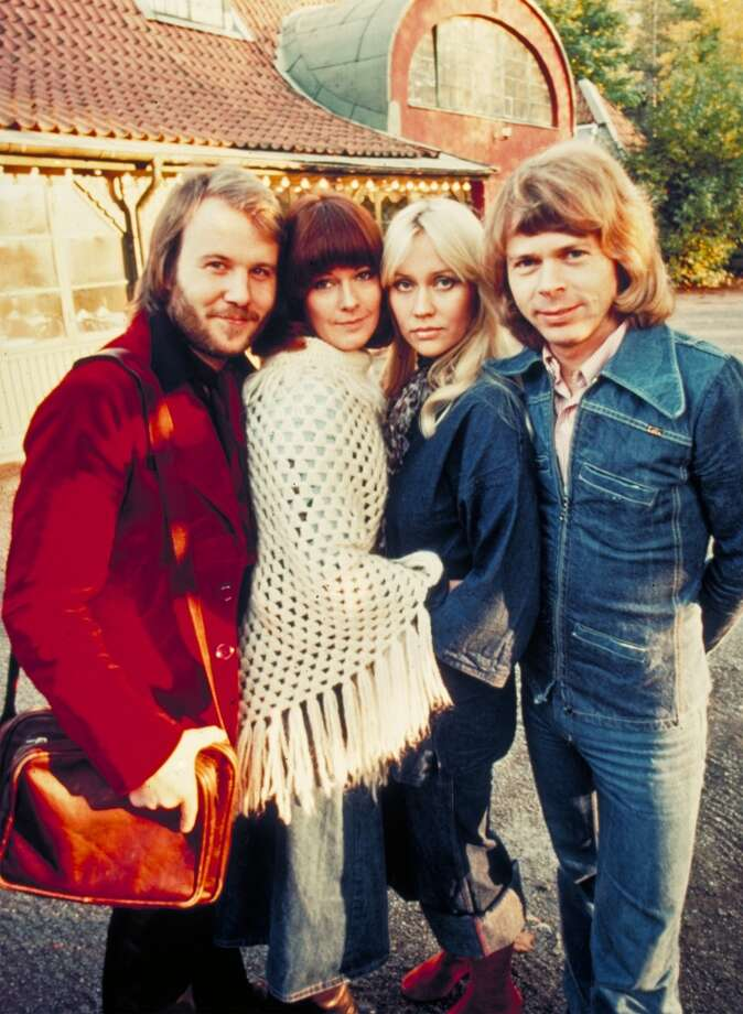 This photo was taken at Djurgården in Stockholm, where ABBA The Museum is now located.