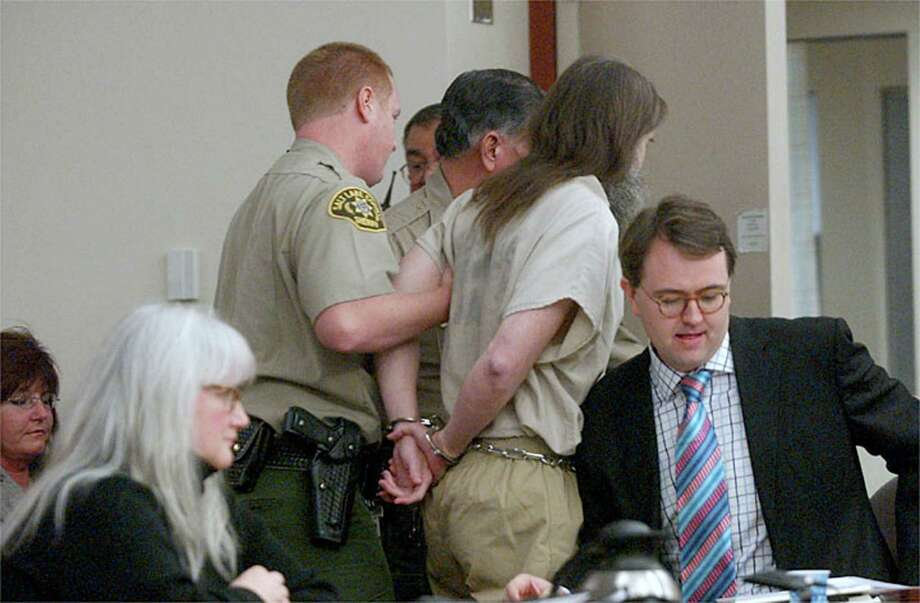 Former street preacher Brian David Mitchell was convicted of the kidnapping and assaults in 2011. He was sentenced to life in prison. Photo: Pool, Getty / 2005 Getty Images