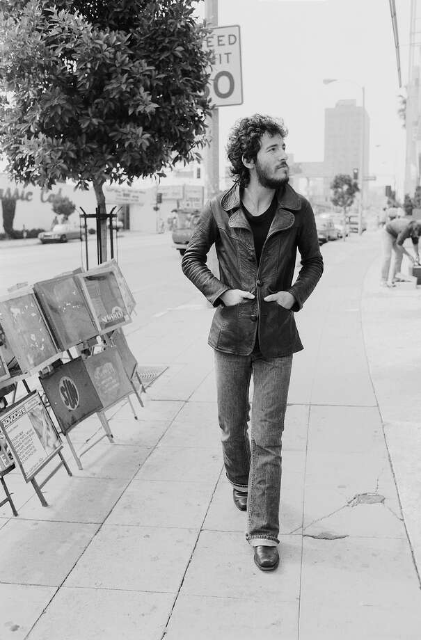 Bruce Springsteen, 1975. Photo: Terry O'Neill, Getty Images / 2005 Getty Images