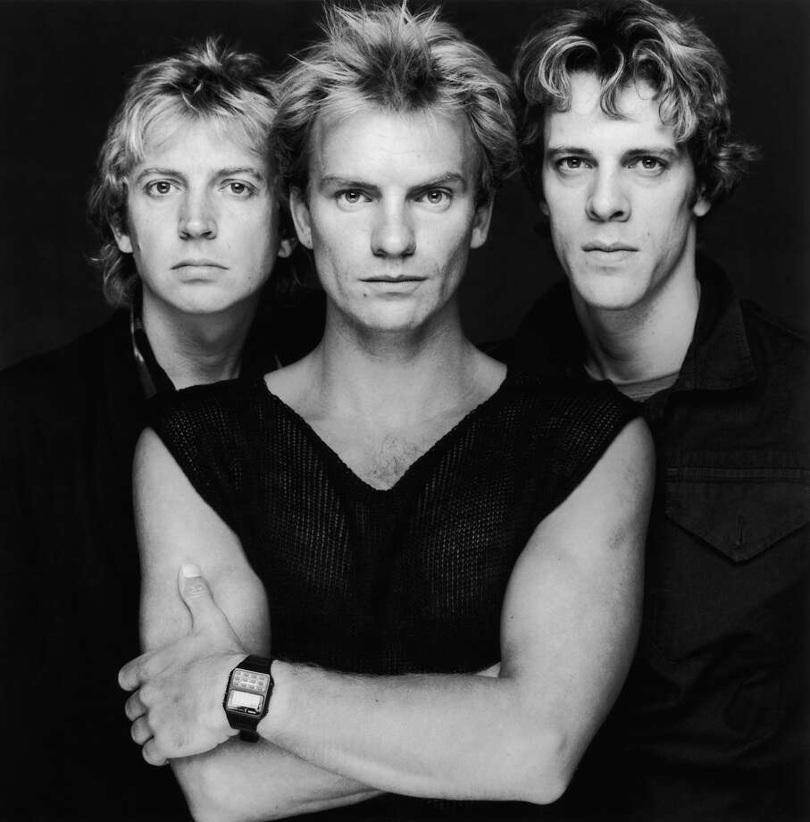 The Police, 1982. Photo: Terry O'Neill, Getty Images / 2005 Getty Images