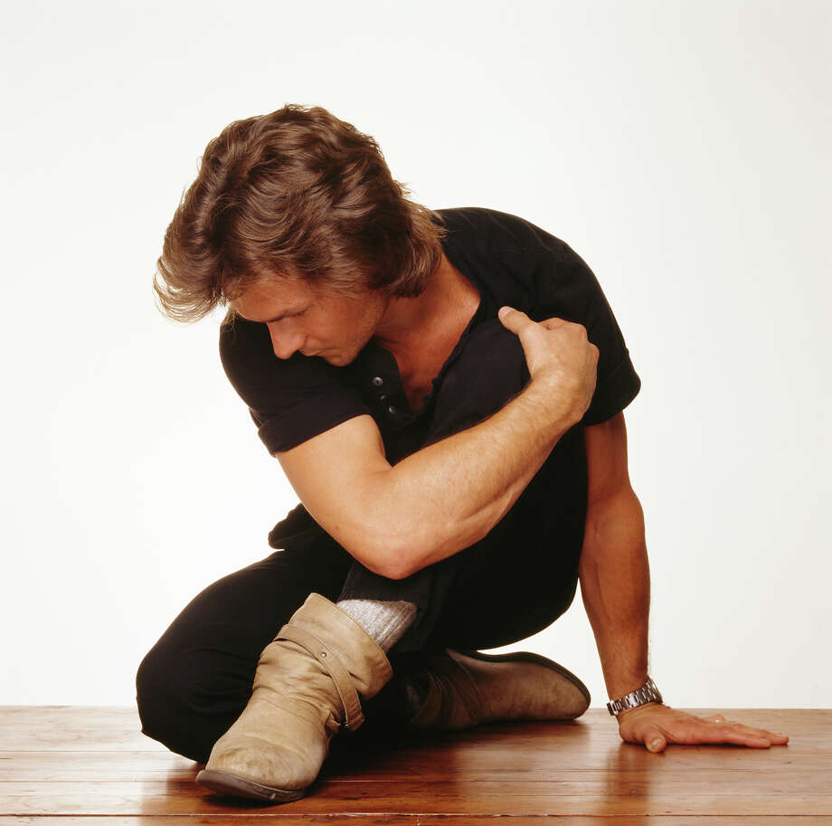 Patrick Swayze, 1992. Photo: Terry O'Neill, Getty Images / 2009 Getty Images