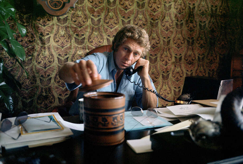 Steve McQueen, 1970. Photo: Terry O'Neill, Getty Images / Terry O'Neill
