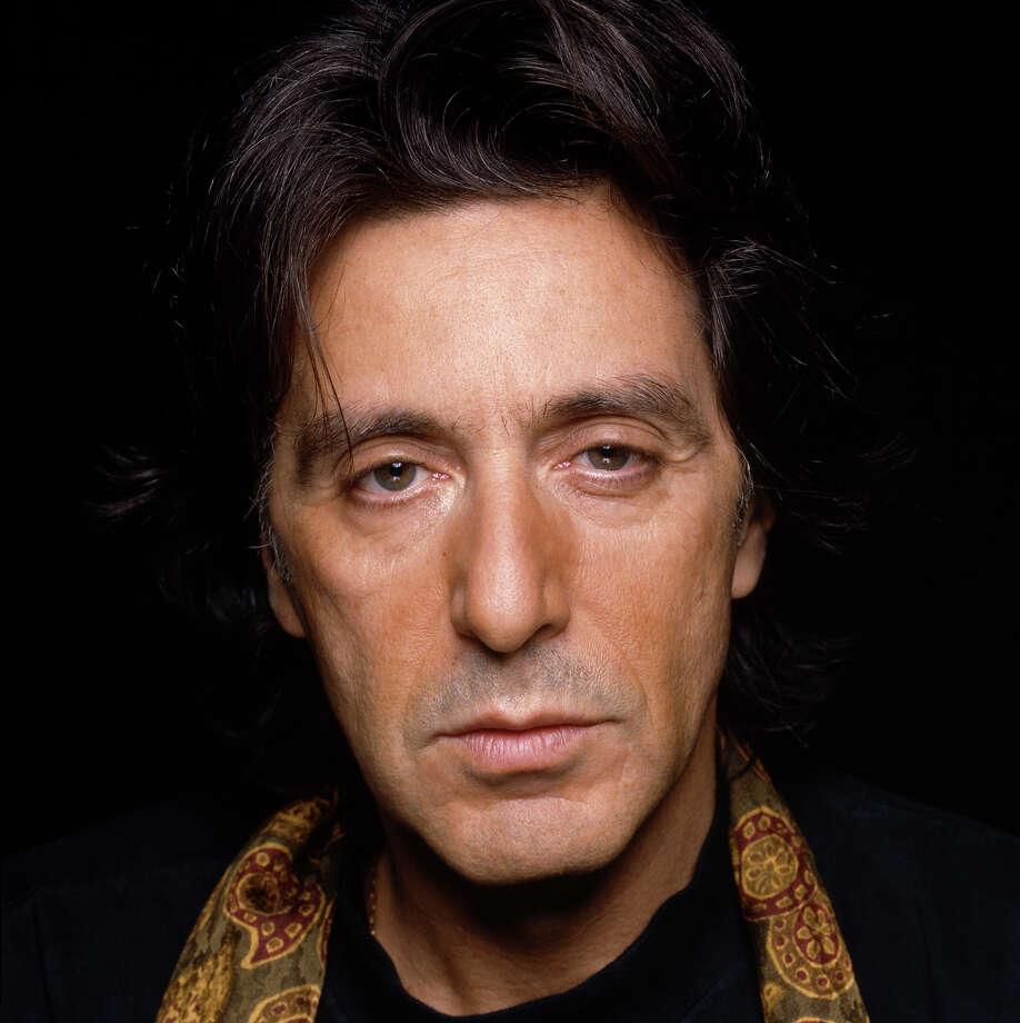 Al Pacino, 1995. Photo: Terry O'Neill, Getty Images / Terry O'Neill