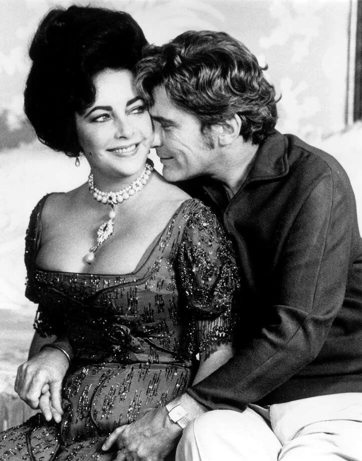 Elizabeth Taylor and John Warner, 1976. Photo: Terry O'Neill, Getty Images / Terry O'Neill