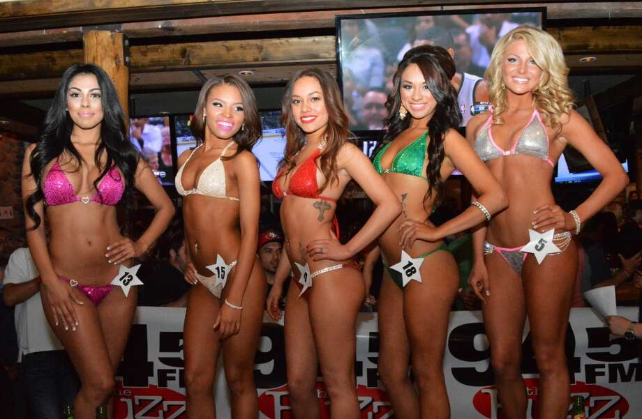The finalists for the crown.