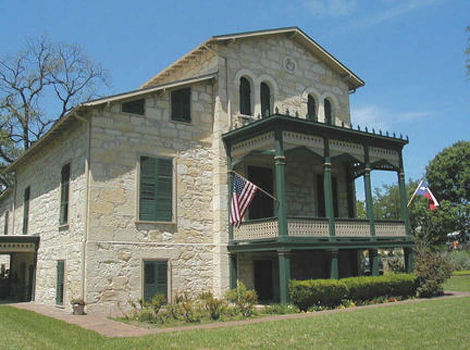 It currently serves as the headquarters for the Conservation Society and foundation. Photo: COURTESY OF SAN ANTONIO CONSERVATION SOCIETY