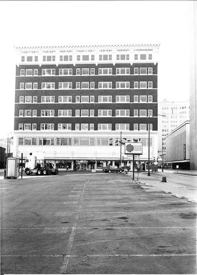 The Rand Building was constructed in 1913 and most famously housed the Wolff and Marx department store. Photo: COURTESY OF SAN ANTONIO CONSERVATION SOCIETY