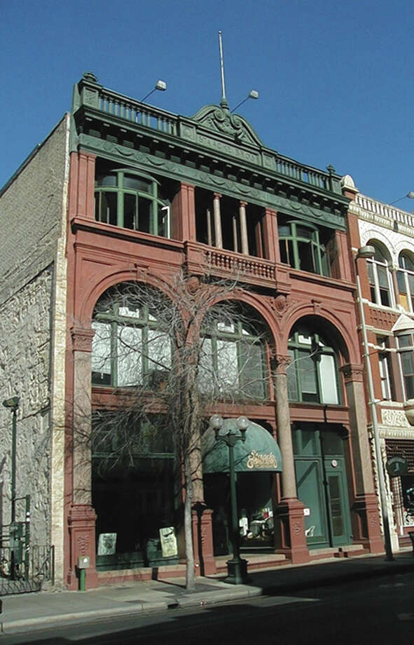 The Conservation Society purchased the building in 1979, saving it from demolition. The next year, it was later sold to a group of local investors. Photo: COURTESY OF SAN ANTONIO CONSERVATION SOCIETY