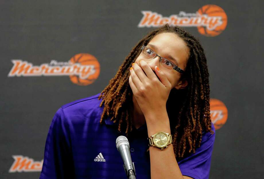 "12. Brittney GrinerBrittney Griner is arguably the best women's college basketball player of all time.The 6'8"" athlete totally dominates the court in nearly every game she plays for her college, Baylor. She has dunked 18 times in her NCAA career—more dunks than every other woman who has dunked in a NCAA game combined. She was also the second all-time scorer in women's NCAA history, with 3,283 points and the top shot-blocker ever, with 748 blocks, according to ESPN.She was the number one draft this year, and was selected by the Phoenix Mercury.Griner is making people take women's basketball seriously and is paving the way for more girls to play in the future.She's also made news recently, since she casually told Sports Illustrated that she was gay. She said that she sees herself as a gay role model for girls. Photo: Matt York, File / AP"
