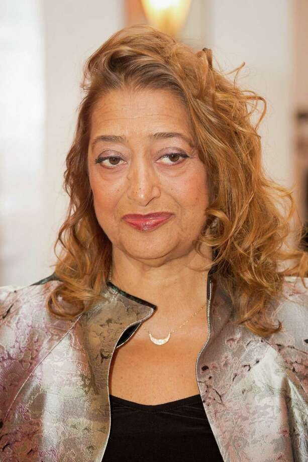 """21. Zaha HadidZaha Hadid is one of the most prominent female architects in the world, known for building gorgeous, futuristic designs.She's probably best-known for the London Aquatics Centre in the Olympic Park; Maxxi, the National Center for Contemporary Arts in Rome; and the Heydar Aliyev Cultural Centre in Baku, Azerbaijan.She was the first woman to win the Pritzker Architecture Prize (the Nobel Prize of her field) in 2004, and has continued to be rewarded for her work. She also won the RIBA Stirling Prize in 2010 and 2011, and the 2013 Veuve Clicquot Business Woman Award.The British-Iraqi architect has spoken out about misogyny in the architecture field, saying that """"I am sure that as a woman I can do a very good skyscraper. I don't think it is only for men.""""Though she's notoriously difficult to work with, she's still blazing a trail for all future women architects. Photo: Jason Alden, File / Copyright 2013 Bloomberg Finance LP"""