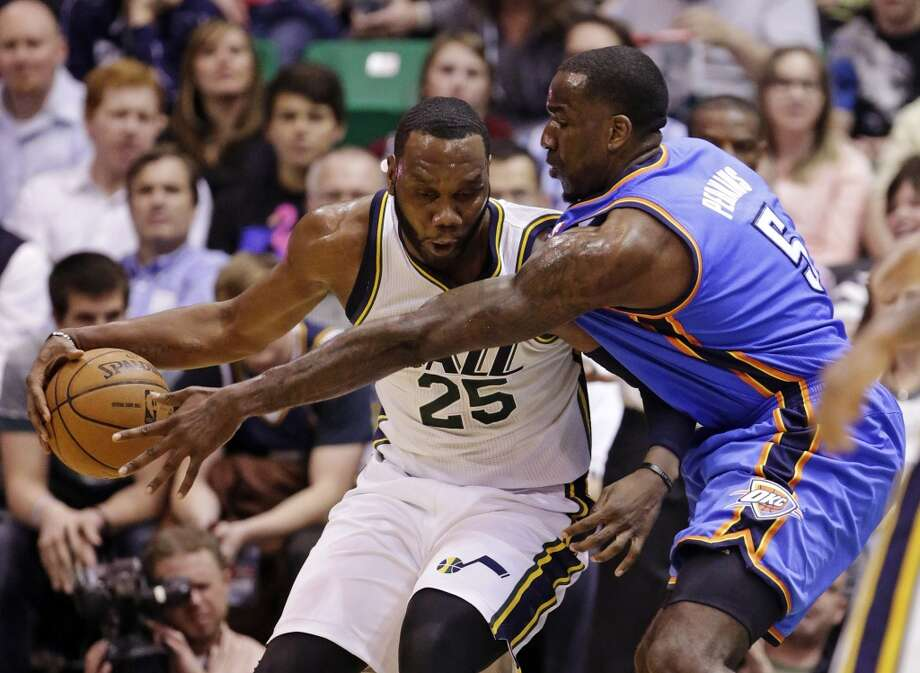 Al Jefferson  Former team: Utah Jazz  New team: Charlotte Bobcats Photo: Rick Bowmer, Associated