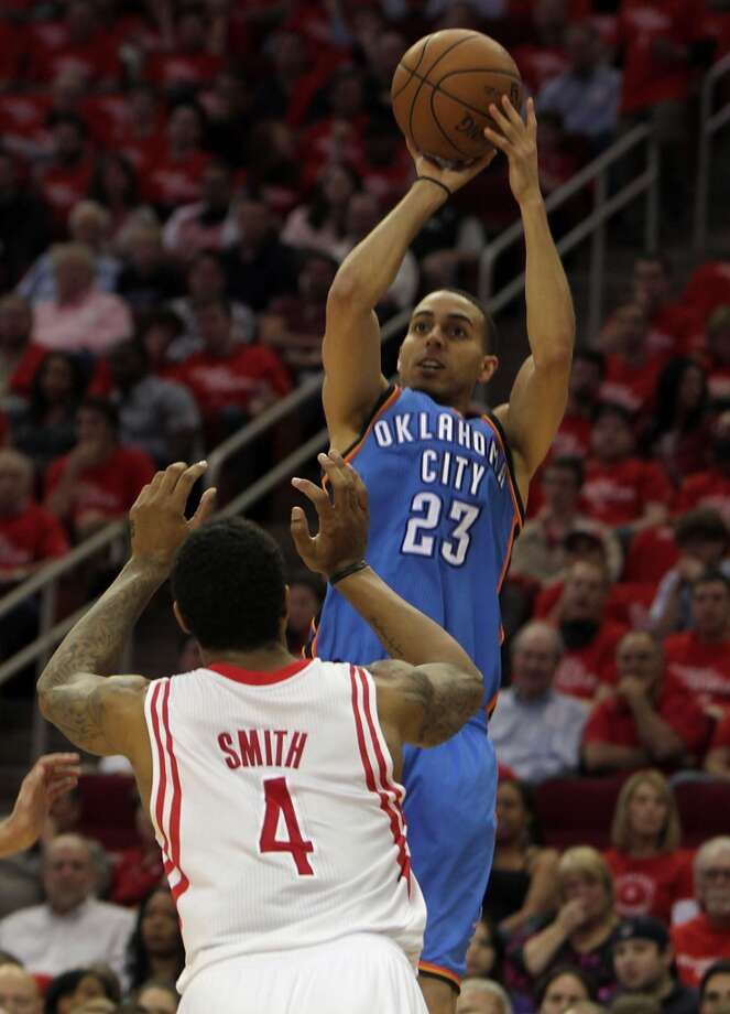 Kevin Martin  Former team:Oklahoma City Thunder  New team: Minnesota Timberwolves Photo: James Nielsen , Chronicle