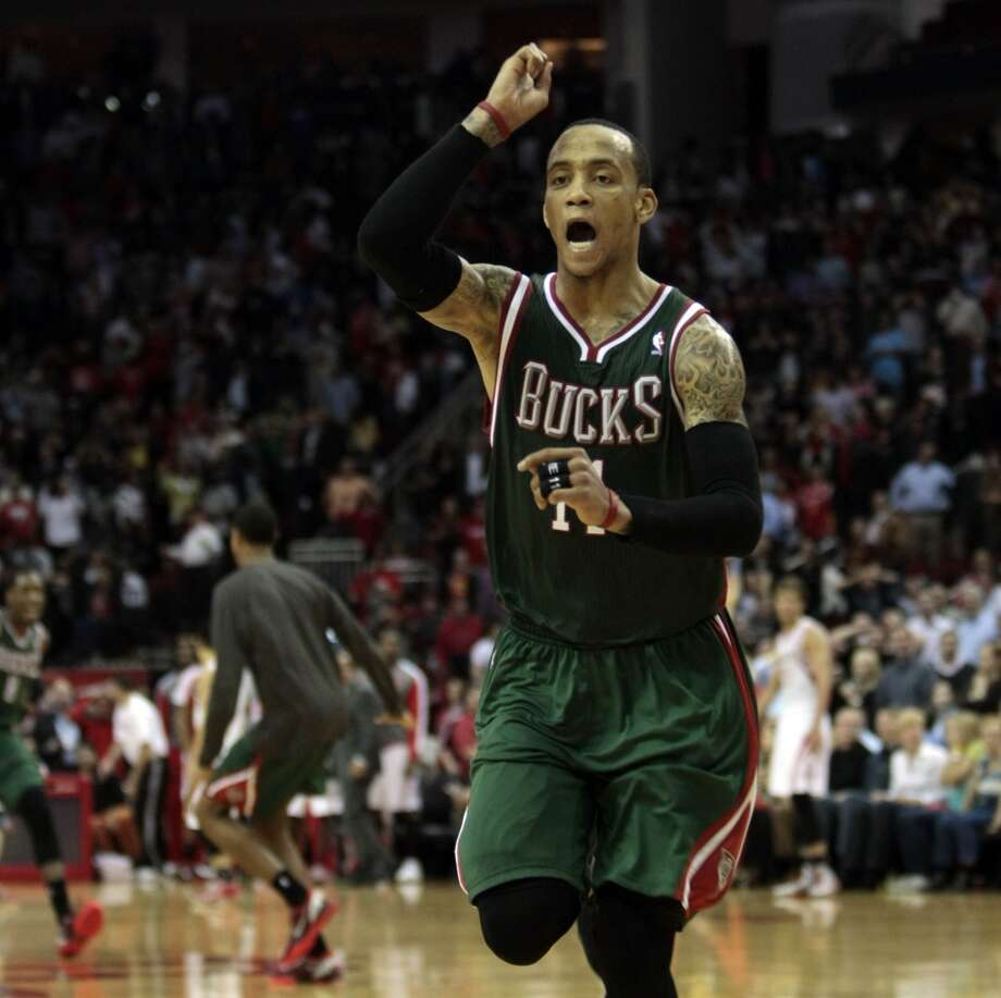 Monta Ellis  Former team: Milwaukee Bucks  New team: Dallas Mavericks Photo: Billy Smith II, Houston Chronicle