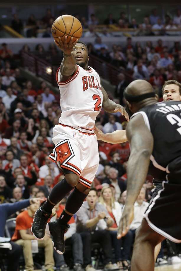 Nate Robinson  Former team: Chicago Bulls  New team: Denver Nuggets Photo: Nam Y. Huh, Associated Press