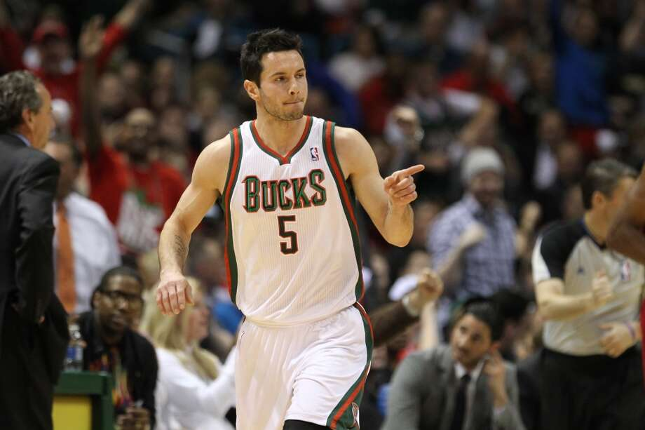 J.J. Redick  Former team: Milwaukee Bucks  New team: Los Angeles Clippers (sign and trade) Photo: Mike McGinnis, Getty Images