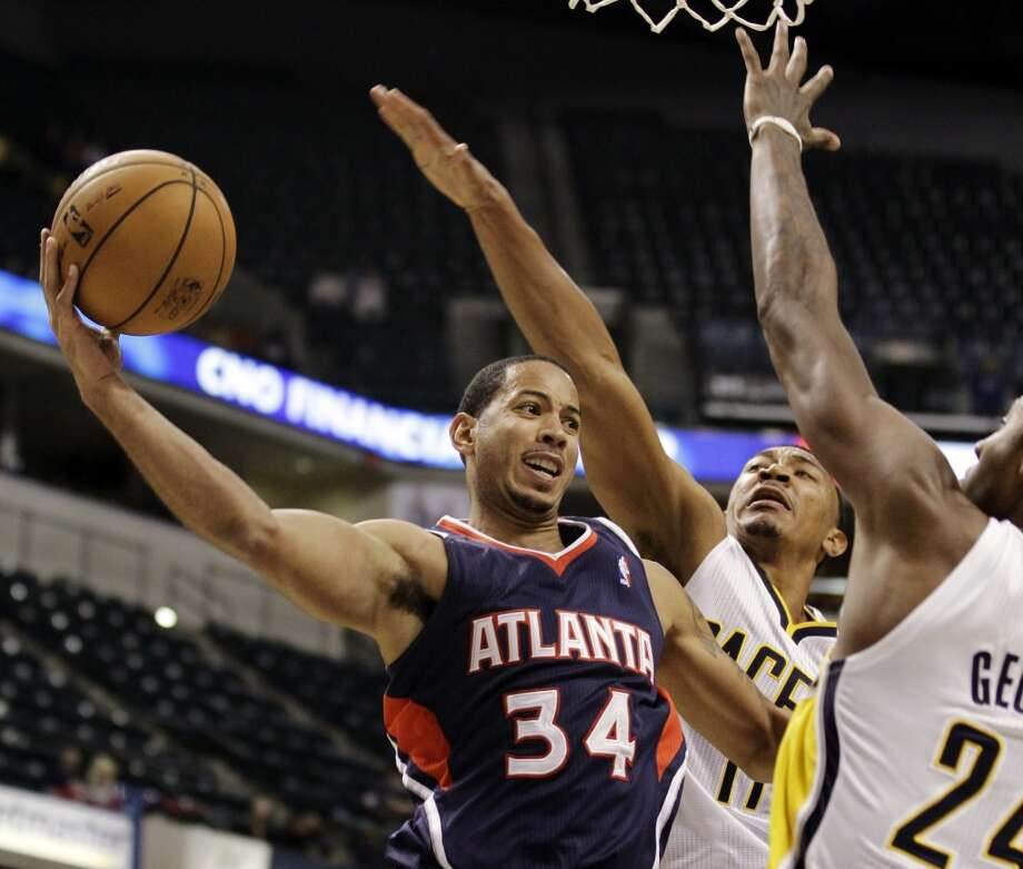 Devin Harris  Former team: Atlanta Hawks  New team: Dallas Mavericks Photo: Michael Conroy, Associated Press