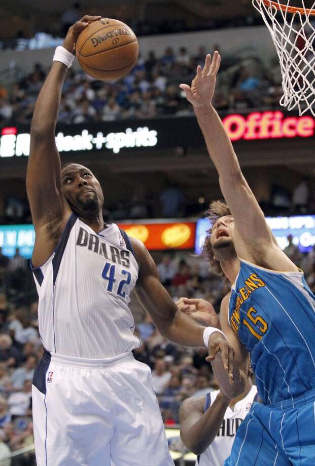 Elton Brand  Former team: Dallas Mavericks  New team: Atlanta Hawks Photo: Vernon Bryant, McClatchy-Tribune News Service