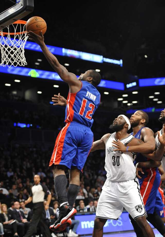 Will Bynum   Re-signed with Detroit Pistons Photo: Kathy Kmonicek, Associated Press
