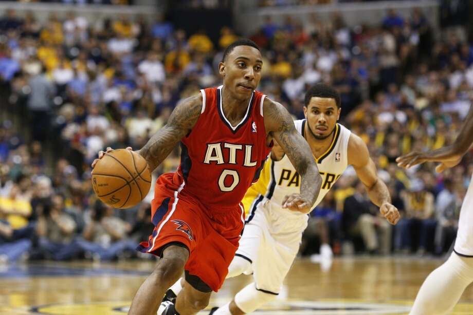 Jeff Teague  Re-signed with Atlanta Hawks Photo: Joe Robbins, Getty Images)