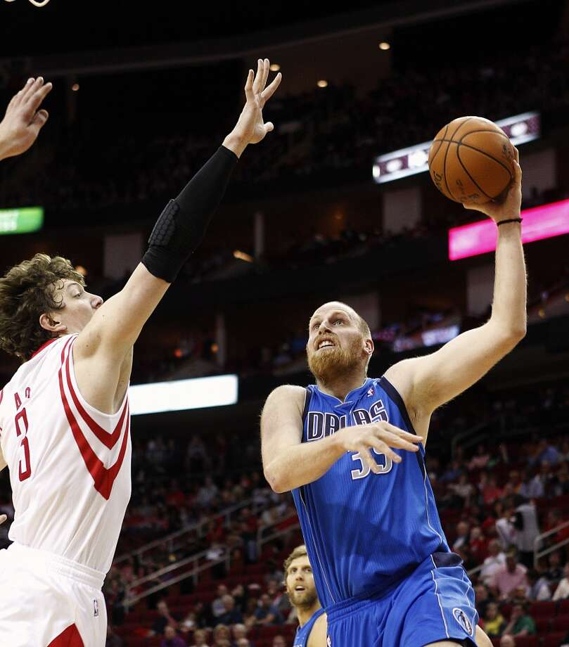 Chris Kaman  Former team: Dallas Mavericks  New team: Los Angeles Lakers Photo: Bob Levey, Associated Press
