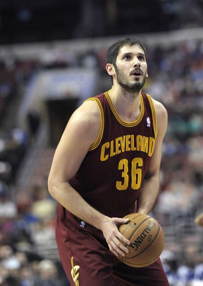 Omri Casspi  Former team: Cleveland Cavaliers  New team: Rockets Photo: Michael Perez, Associated Press