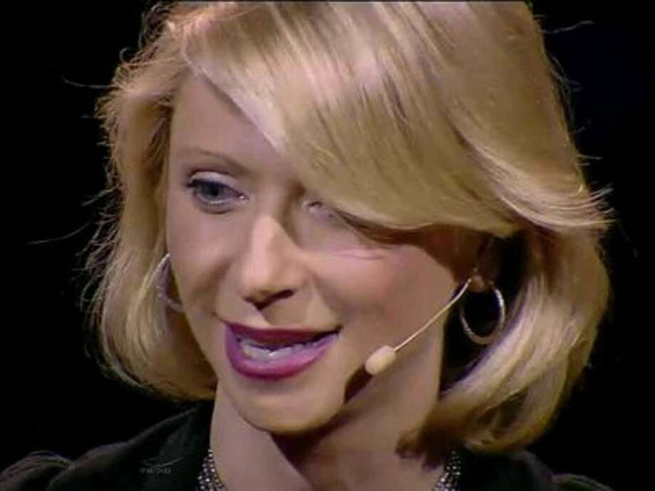 """37. Amy CuddyHarvard Professor Amy Cuddy caught everyone's attention last year with her TED talk about the art of the power pose, which has 5 million views and counting.In her talk, she explains how small changes in the way that we stand — holding our arms wide, taking up more space — can make a world of difference in how we feel about ourselves and how we convey a sense of power to others.Cuddy told CNN that, """"as a researcher, I'm moved beyond words by these strangers' willingness to share such personal stories of vulnerability, and I'm humbled and astounded to see how this research has resonated with people outside my science."""" Photo: File"""