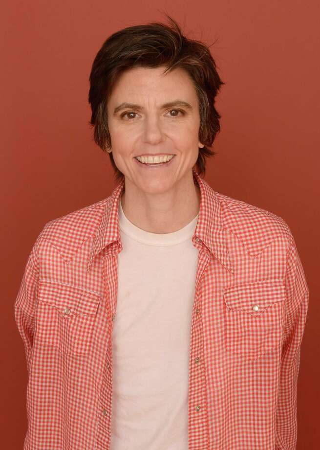 """48. Tig NotaroComedian Tig Notaro captured America with her vulnerable stand-up routine last August. She took the stage soon after being diagnosed with cancer, and told the audience: """"With humor, the equation is tragedy plus time equals comedy. I am just at tragedy right now.""""The androgynous 41-year-old also shared her sadness over the death of her mother, a breakup, and a threatening intestinal disease. During her routine, one guy said, """"This is fucking awesome.""""Since then, many people around the world say that she's helped them get through their own battles with cancer and other hardships. Photo: Larry Busacca, File / 2013 Getty Images"""