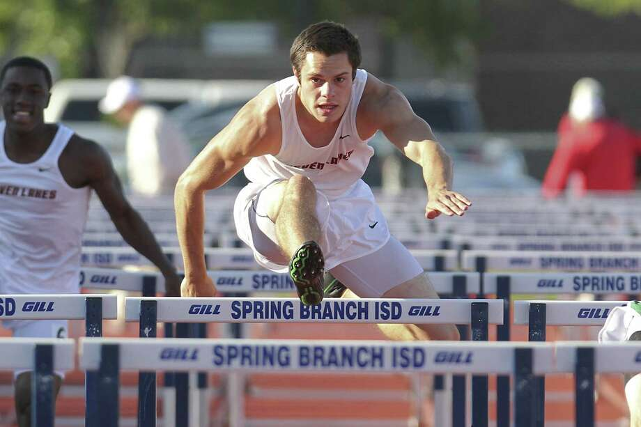 Seven Lakes senior Kris Brander will make his first trip to state this weekend for the Spartans. Photo: Diana L. Porter, Freelance / © Diana L. Porter