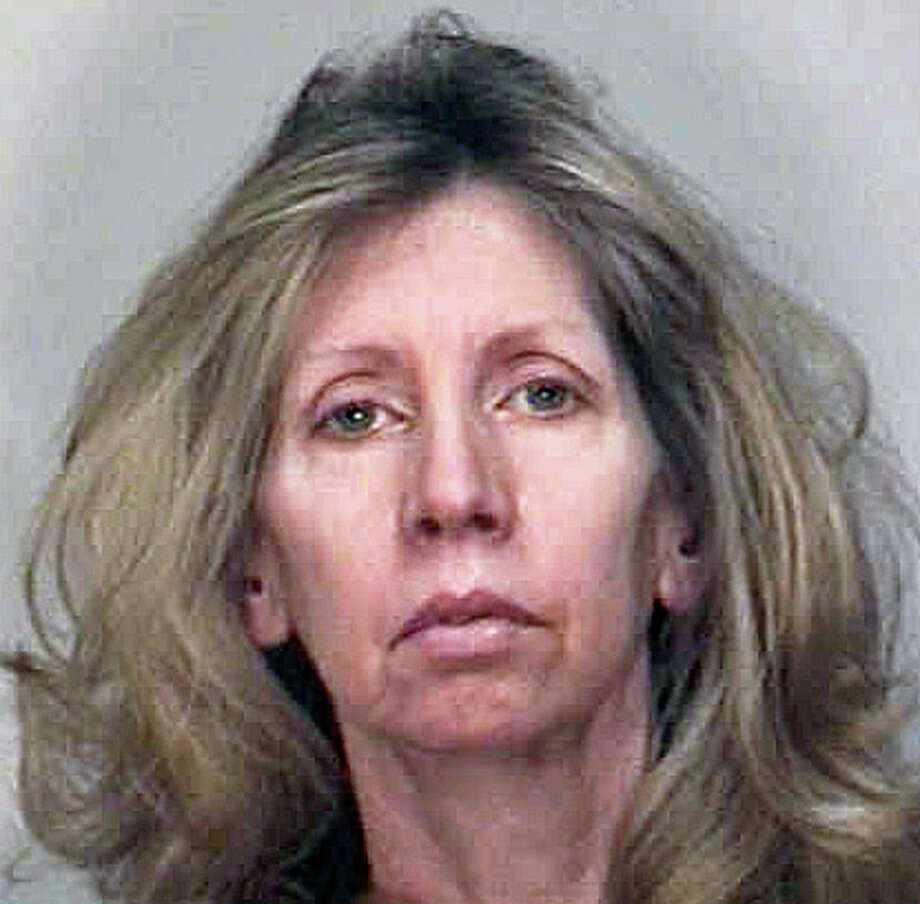 Lynn Marie Sclafani, 50, of Westport is facing larceny charges in Fairfield. Sclafani has an extensive criminal history in Westport. Photo: Contributed Photo