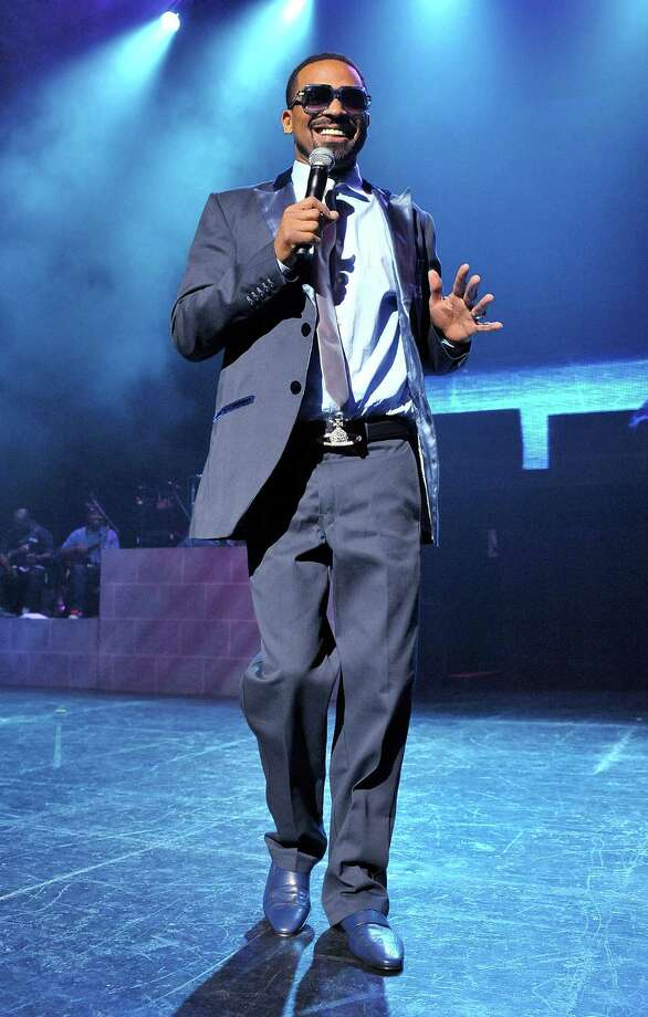 Mike Epps performs live with Doug E. Fresh at the Webster Bank Arena in Bridgeport on Saturday, May 11. Photo: Dr. Billy Ingram, WireImage / 2010 Dr. Billy Ingram