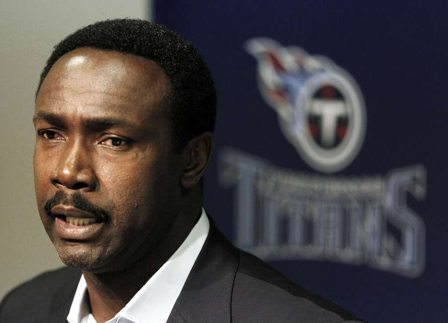 Jerry Gray currently serves as Tennessee Titans defensive coordinator.(AP Photo/Mark Humphrey)