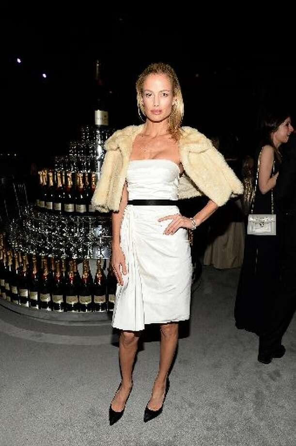 Model Carolyn Murphy.