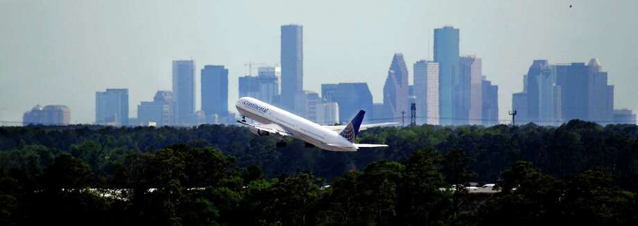 Third-highest air fare: $501, Houston Bush, Texas Photo: David J. Phillip, AP / AP