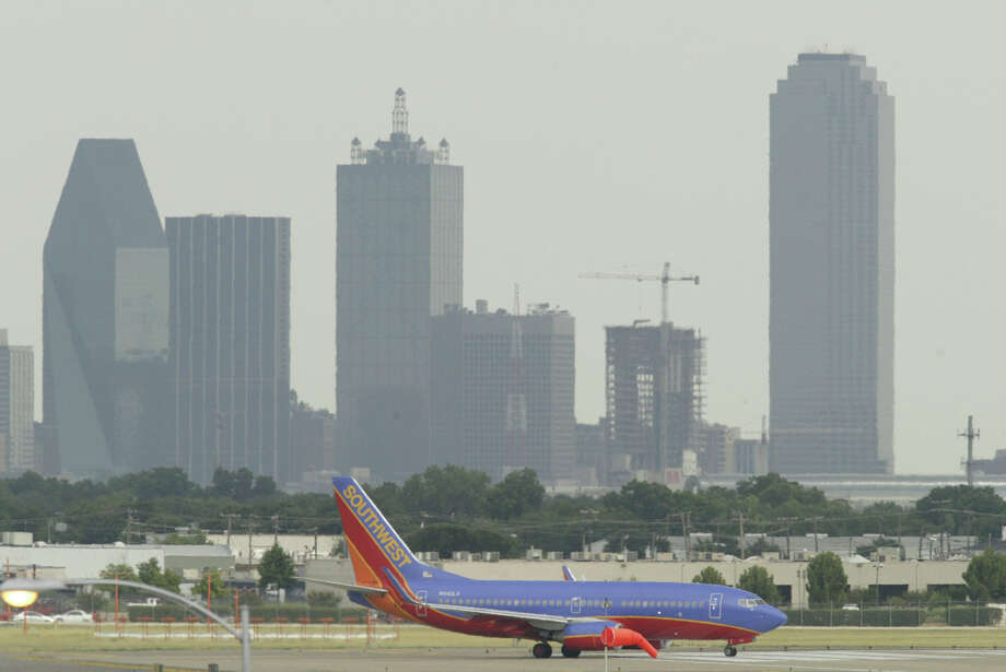Seventh-lowest air fare: $283, Dallas Love Photo: MATT SLOCUM, AP / AP