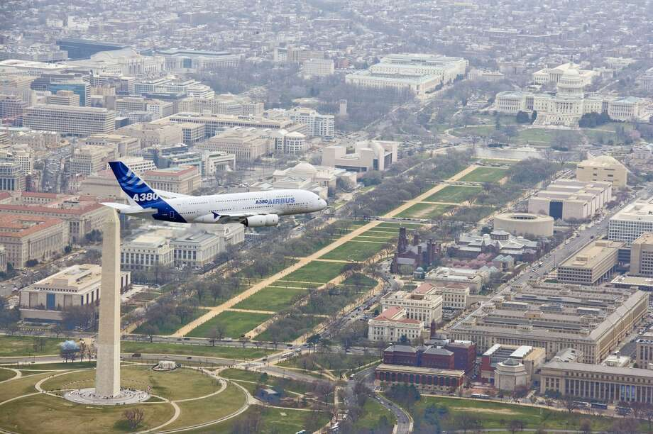 Fourth-highest air fare: $493, Washington Dulles Photo: ERIC LONG, PR NEWSWIRE