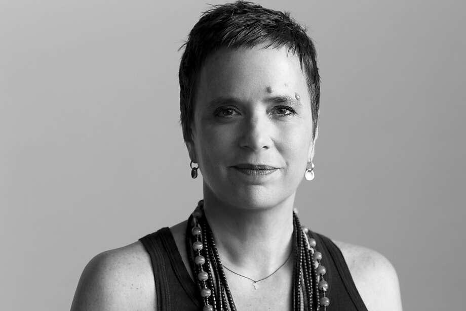 Eve Ensler Photo: Brigitte Lacombe