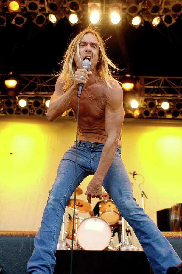 Iggy Pop in 2006. Photo: Martin Philbey, Getty / Redferns