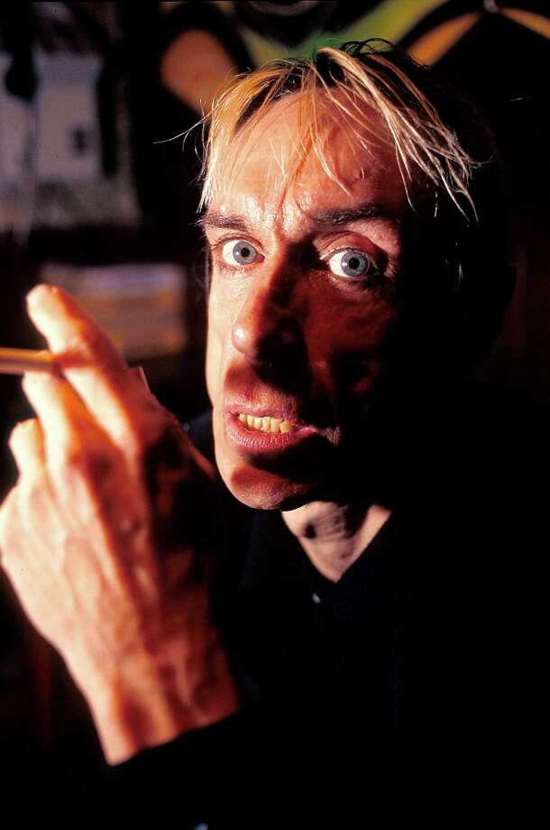 Iggy Pop in 2000. Photo: Mick Hutson, Getty / Redferns