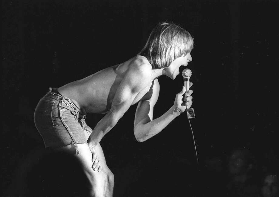 Iggy Pop in 1969. Photo: Michael Ochs Archives, Getty / Michael Ochs Archives