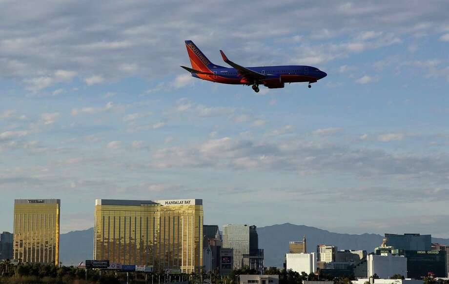 Fourth-lowest air fare: $268, Las Vegas Photo: Julie Jacobson, AP / AP